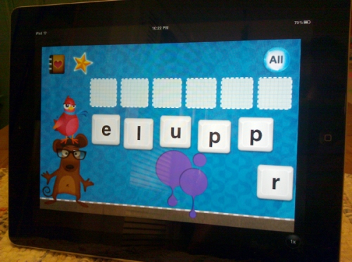 Word Wagon by Duck Duck Moose