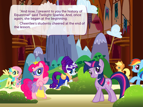 My Little Pony story